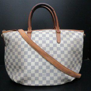 Authentic Louis Vuitton Damier Azur Riviera PM